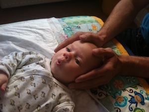 Osteopathie beim Neugeborenen